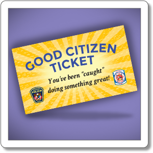 Good Citizen Ticket