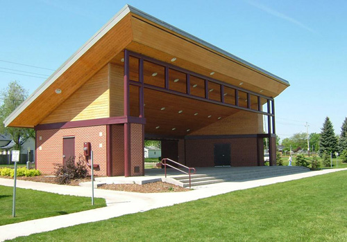 Ankeny Band Shell