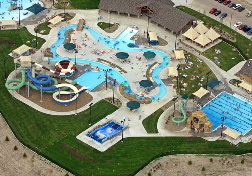 Cascade Falls Aquatic Center