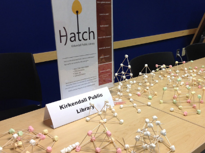 library hatch program toothpick towers