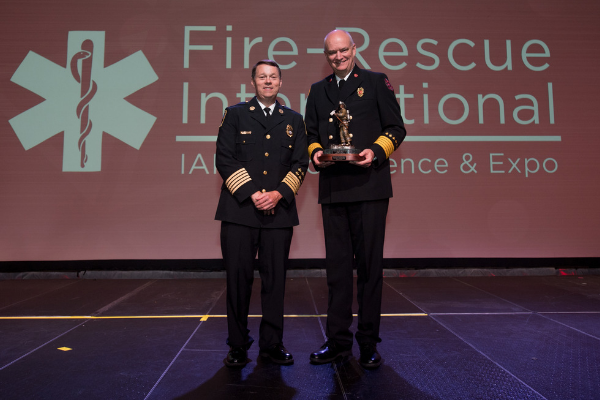 chief clack international fire chief of 2019