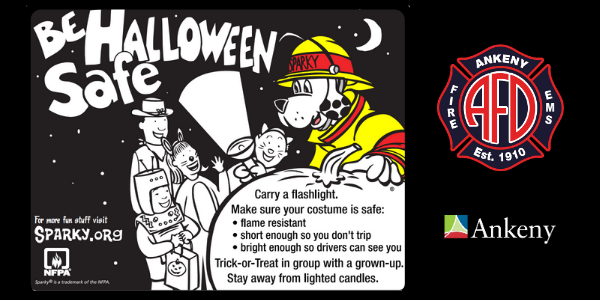 fire department safety halloween safety national fire protection association